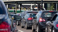 Car use rising despite coronavirus lockdown